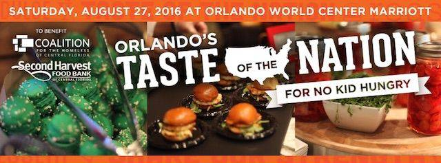Orlando Taste of the Nation