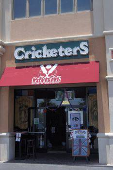 Cricketers exterior