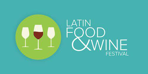 Latin Food and wine logo