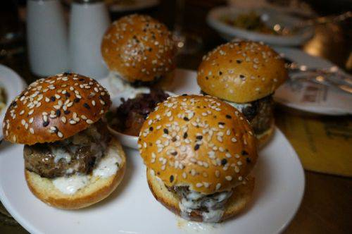 Spice road sliders