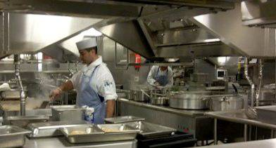 Inside the Disney Dream Galley