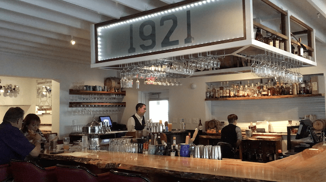 1921 brunch bar