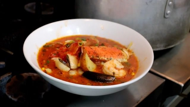 Big Fin Cioppino