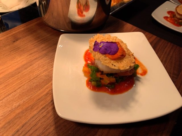 Epcot Arts scallop