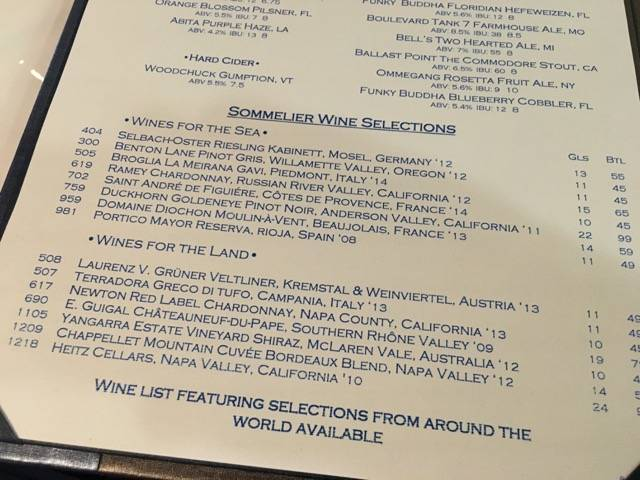 Flying Fish wines