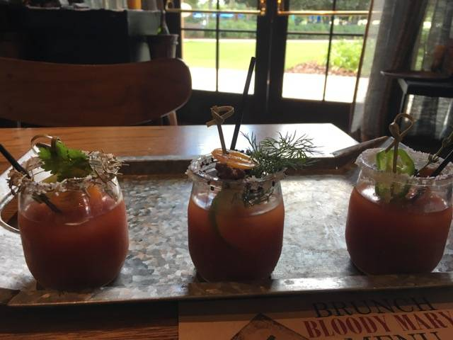 HH brunch marys