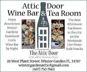 Attic Door Wine Bar