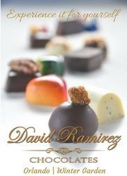 David Ramirez Chocolates