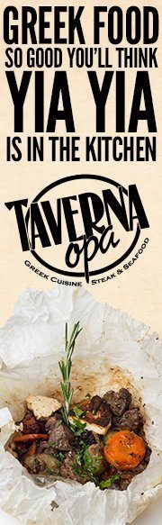 Taverna Opa Showcase