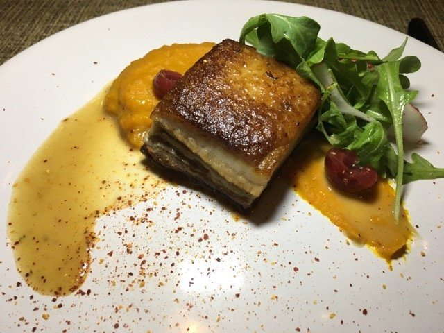 Tennessee pork belly